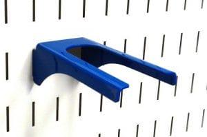 Crochet Porte Outil 32 mm – Bleu