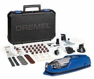 Dremel 4200-4/75 Outil rotatif multi-usage (175W) 1 coffret 4 adaptations et 75 accessoires EZ SpeedClic inclus