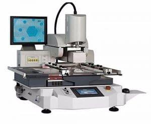 Gowe BGA Station de soudage avec l'alignement optique Système, Haute Technologie infrarouge + réparation Air Chaud BGA Système