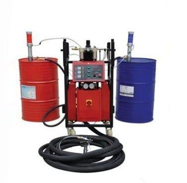 Gowe polyuréthane Vaporisateur Isolation Machine