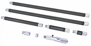 Insize 3634-5100tubulaire à l'intérieur Micromètre, 100mm-5100mm