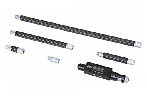 Insize 3635-3150numérique non-rotating Axe tubulaire à l'intérieur Micromètre, 150mm-3150mm
