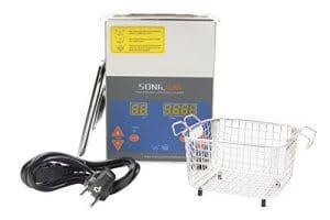 Nettoyeur Industriel Numérique à Ultrasons 2L avec chauffage(SC-02D-U1H1)