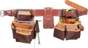Occidental Leather 5089 XXXL Ceinture porte-outils 7 poches TailleXXXL