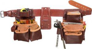 Occidental Leather 5089LH SM Ceinture porte-outils à 7 poches pour gaucher TailleS