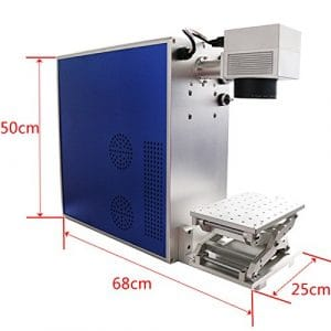 Portable Laser Marking Machine for Metal and Non-metal Material(20W)