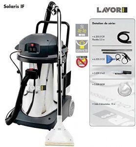 Lavor Pro – Aspirateur injecteur-extracteur 2400W max. 108l/s – SOLARIS IF