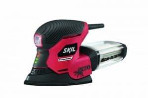 Skil 7302-02Octo Détail Sander avec PC