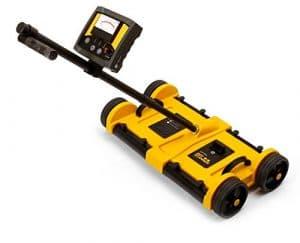 Tramex dsal DEC Scanner, avec mallette de transport solide, l'humidité Couteau spécialement conçu pour toits