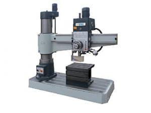Perceuse radiale–Capacité max. de perçage (acier) mm 70