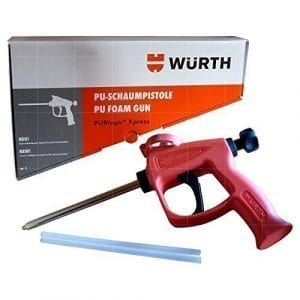 WÜRTH – PURlogic Xpress Pistolet A Mousse Pour Mousse 1K
