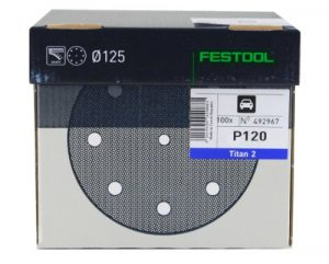 Abrasifs STF D125 / 0 P1500 TI2 / 100