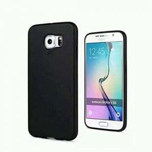 Brilliant Style Samsung S7 Case Cover, Samsung Galaxy S7 Ultra Thin Soft TPU Silicone Gel Back Case (Black) Cover Skin