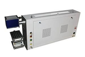 TEN-HIGH New generation glass tube CO2 40W 220V marking machine, Ready to Use!