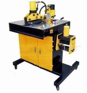 Mabelstar Peigne processeur machine Dhy-200Permet de travailler 12mm de feuilles