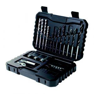 Black + Decker A7216 Coffret d'Outils de perçage/vissage 32 pièces