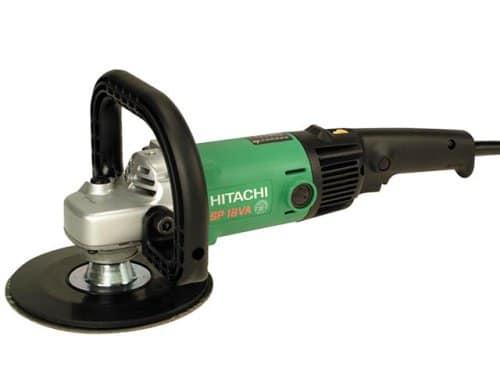 SP18VA Sander/ polisher 180mm 1250 Watt 240 Volt