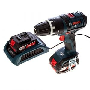 Bosch GSB18VLI2W 18V Cordless Combi Drill with Wireless Charging System by Bosch