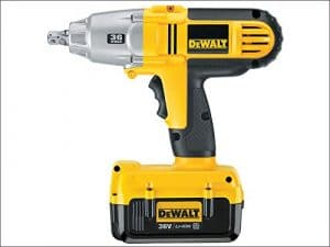 DEWALT DC800M2-GB 36V CORDLESS HIGH TORQUE IMPACT WRENCH WITH 2 -4.0AH LI-ION BATTERIES