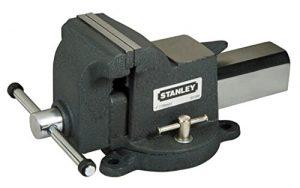 Stanley 183067 MaxSteel Étau 125 mm (Import Grande Bretagne)