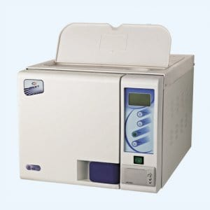 23L Autoclave de 3 Vacuums Pulsatoires avec Imprimante et Tank En Haut