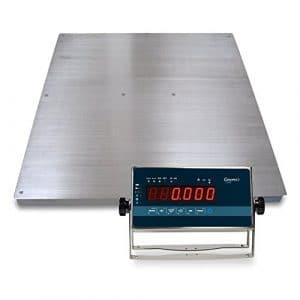 Balance de cuisine 4cellules valable pour Métrologie légale baxtran bgi 1501(3000kgx1kg) (150x 150cm)