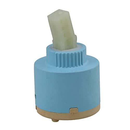 Disque céramique 40 mm en plastique à levier bain/douche robinet d'intérieur