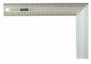 Stanley 1-45-687 Équerre de menuisier Largeur 400 mm