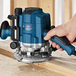 Bosch Professional 0601626000 Défonceuse GOF CE 1250 W 10000-24000 tours/min