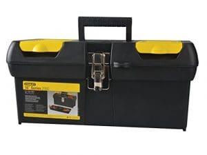 Stanley 1-92-065 Millenium Boîte à outils 16» , Noir/jaune