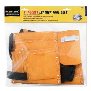 Tool Tech Double poche à outils en cuir