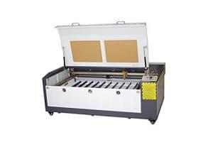 TEN-HIGH 1060 1000x600mm 39.37×23.62 inches 90W small desktop laser engraving cutting machine, Offline version.