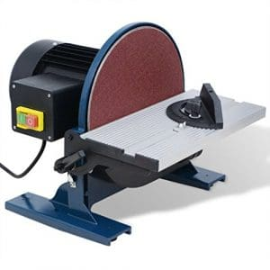 vidaXL Ponceuse à disque 550 W Machine à polir Ponceuse électrique ponçage meulage