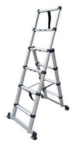 Hailo 8964-001 Escabeau télescopique max 150 kg