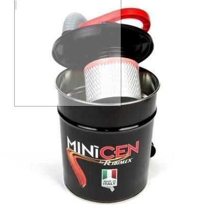 Ribitech – prcen011 – Aspirateur à cendres froides 10l 600w minicen
