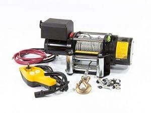 Tools World 52021Electric Winch Montre de 2000, 2,2T, 3,2kW, 12V//Denzel, 3200W, 12V