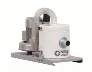 Nilfisk White Line VHW 200 TX Aspirateur à courant continu horizontal