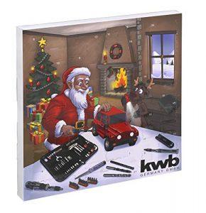 kwb 370138 Calendrier de l'Avent