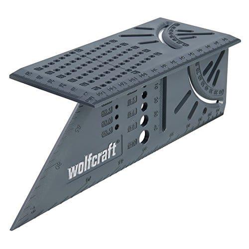Wolfcraft 5208000 Équerre 3D d'onglet