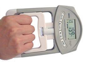 Deyard main électronique dynamomètre Grip mesureur 90 kg / 200 Lbs Gamme Capacité
