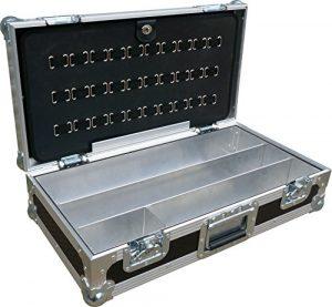 Generic. minimum Swan Flight case Boîte hexagonale outils de stockage Garage GE STO mécanique Boîte à outils 610mm Outil de stockage Swan Chani