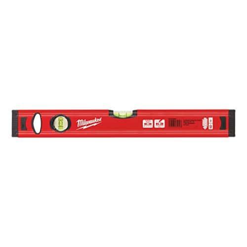 Milwaukee 493245909040cm/40,6cm Redstick Niveau fin–Rouge/Noir