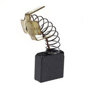 TOOGOO(R) 2 x balais de charbon pour moteur electrique 18mm x 16mm x 6mm