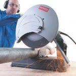 Metabo cs23355240V métal Cut Off Saw 355mm
