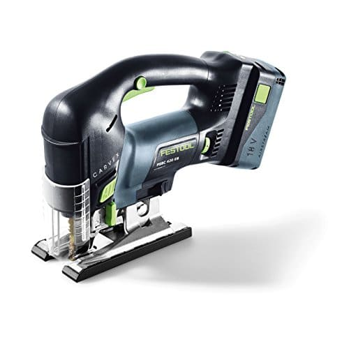 Festool Suspension de scie sauteuse avec batterie