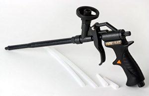Fome Flex Black Edition–Professional, fiable et durable en mousse PU Pistolet Pistolet