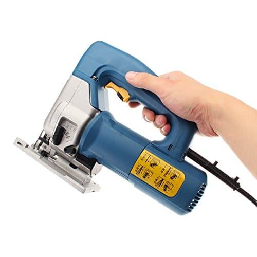 Generic Scie sauteuse électrique 220 V 500-3100RMP pour le travail du bois