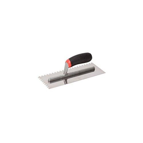 Générique – Spatule ou peigne a colle type platoir – Denture mm.10 x 10 –