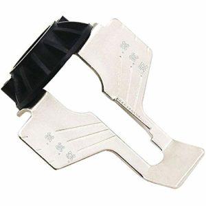 Binge Saw Sharpening Serrated Tool Set Rotary Power Drill Hand Sharpener Adapter