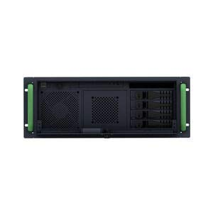 Schneider Elec Pia–HMI 0601–Rack PC 4U perforé SSD AC redondante 6fentes